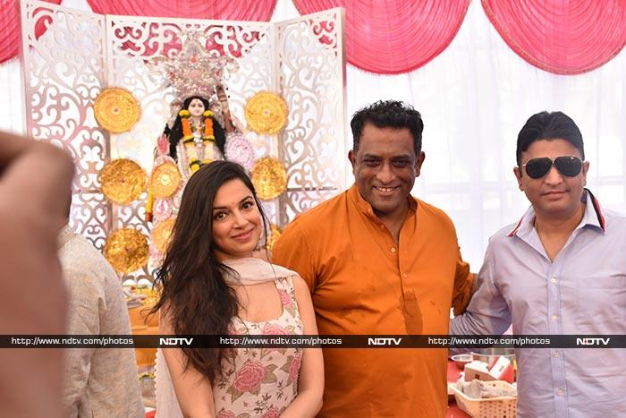 Katrina Kaif And Abhishek Bachchan Attend Anurag Basu's ...