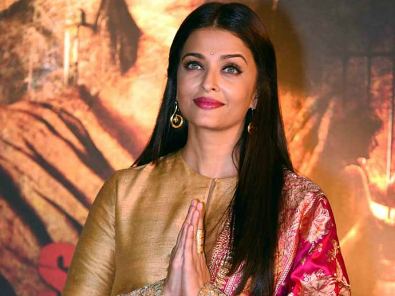 Aishwarya Made Sarbjit Poster Launch a Beautiful Affair