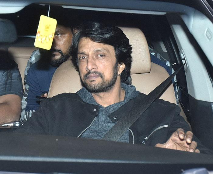 Salman Khan Hosts Dabangg 3 Screening For Friends And Family