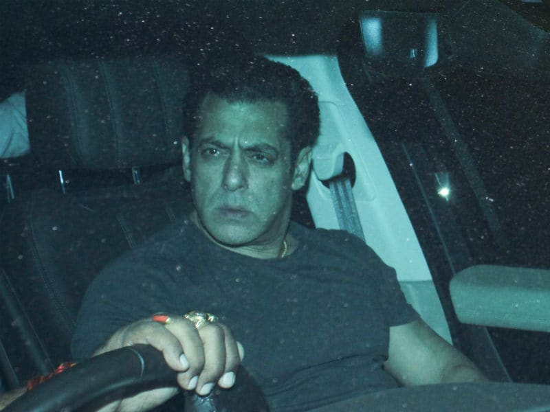 Salman Khan Hosts Dabangg 3 Screening For Friends And Family