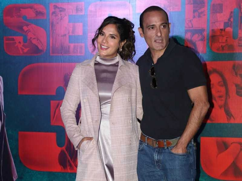 Richa Chadha And Akshaye Khanna On Section 375 Duty
