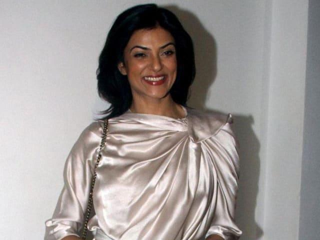 Sushmita, Sen-sational at 38