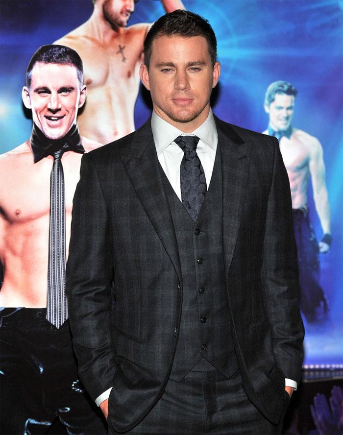 Channing Tatum is Sexiest Man Alive 2012
