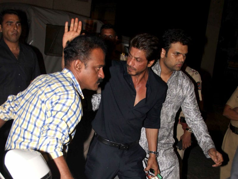 Shah Rukh Khan's Double Diwali Soiree