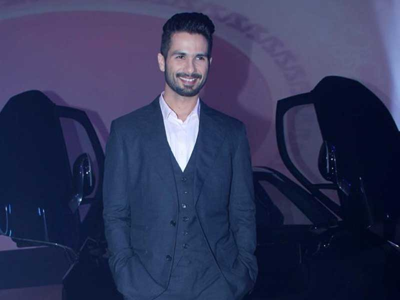 Shahid Kapoor@34: Shaandar Time Starts Now