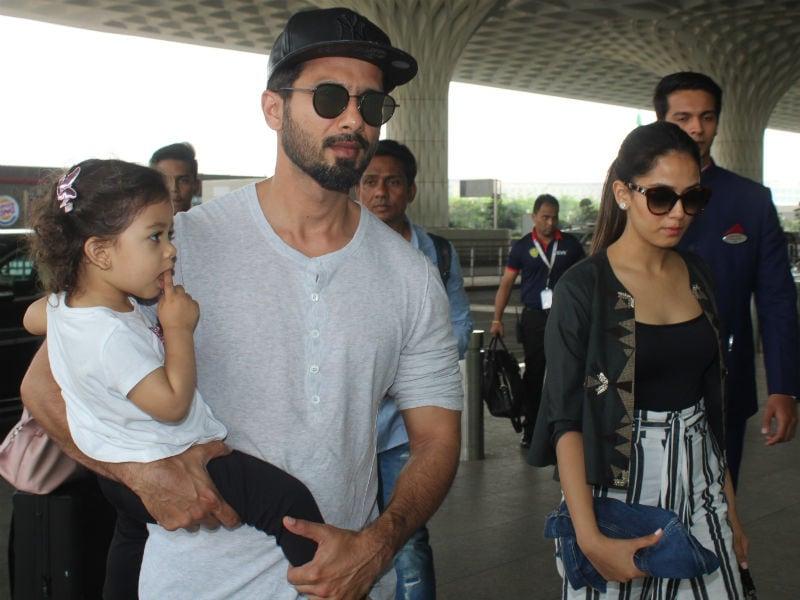 Shahid, Mira And Misha's Travel Diary