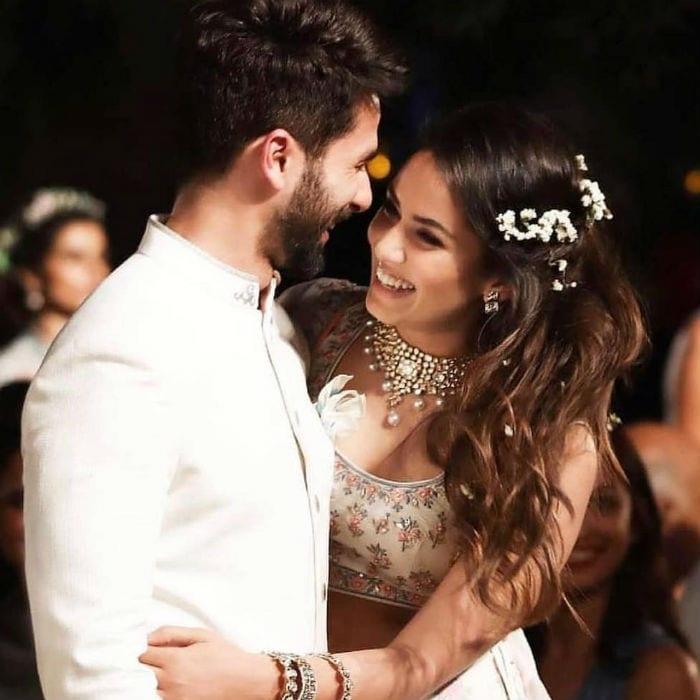 On Shahid Kapoor And Mira Rajput\'s Wedding Anniversary, 10 Best Pics Of The Couple