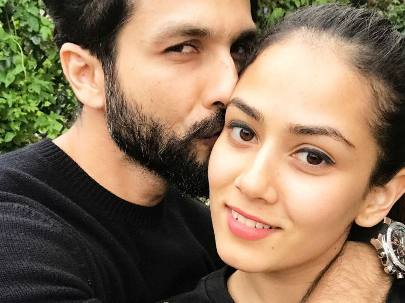 On Shahid Kapoor And Mira Rajput's Wedding Anniversary, 10 Best Pics Of The Couple