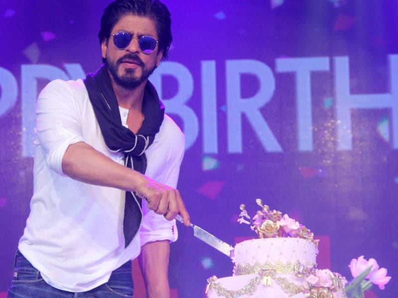 Srk Birthday Latest Srk Birthday News Photos Videos