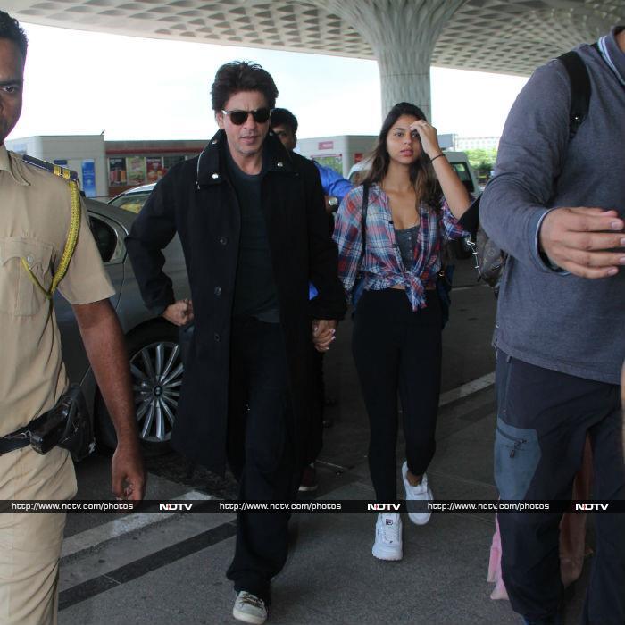 शाहरुख और सुहाना ने किया साबित, हमेशा स्टाइल में रहता है खान परिवार