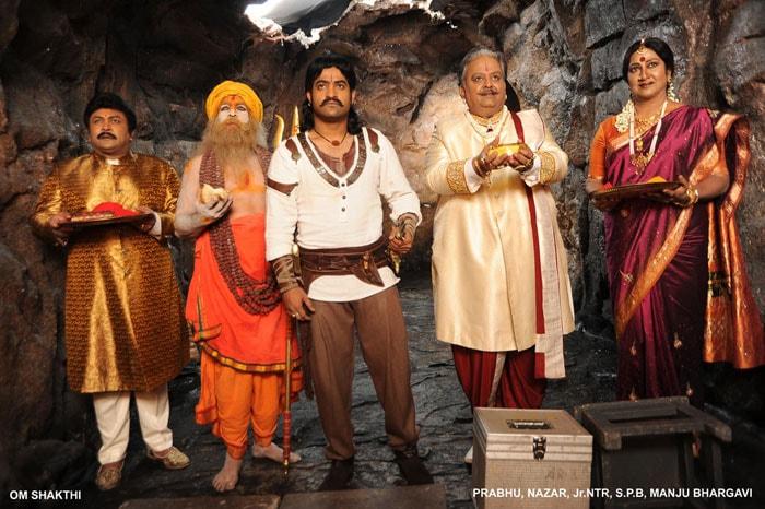 In pics: Shakti review