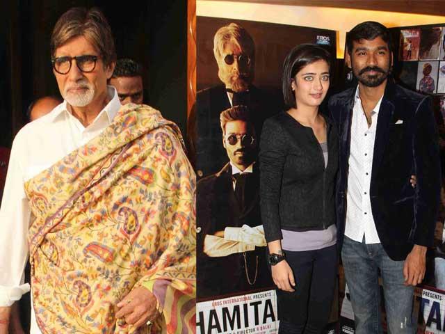 Bachchan Bol on Shamitabh
