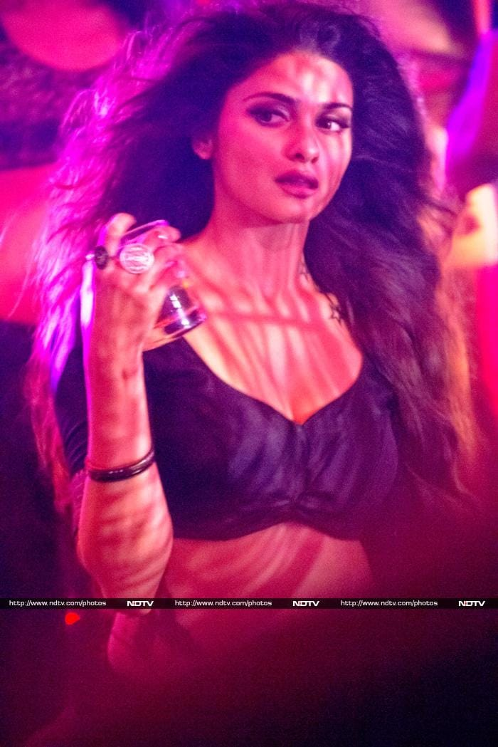 Revealed:  Prachi Desai as You\'ve Never Seen Her Before