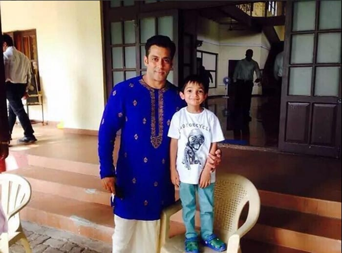 Revealed: Salman\'s New Look in Prem Ratan Dhan Payo