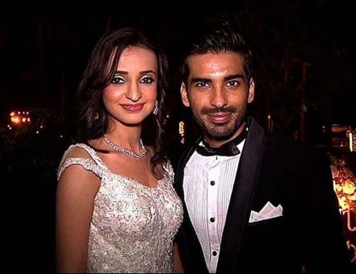 Inside Pics Sanaya Irani Mohit Sehgals Wedding In Goa