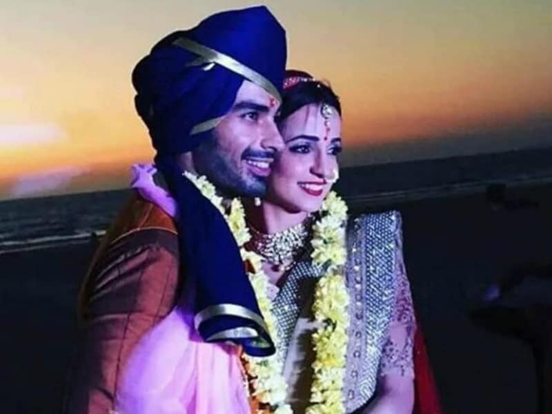 Inside Pics: Sanaya Irani, Mohit Sehgal's Wedding in Goa