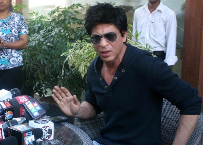 SRK vs the world