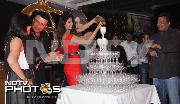 Priyanka\'s Badmaash party