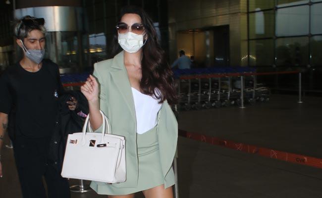 Shilpa Shetty, Nora Fatehi\'s Airport Diaries