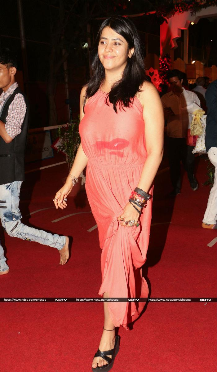 Shilpa Shetty, Esha Deol, Hema Malini Celebrate Janmashtami