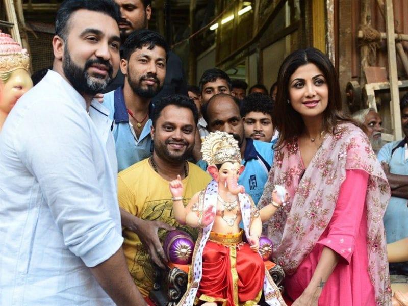 Ganpati Bappa Morya! Shilpa Shetty, Sanjay Dutt Celebrate Ganesh Chaturthi