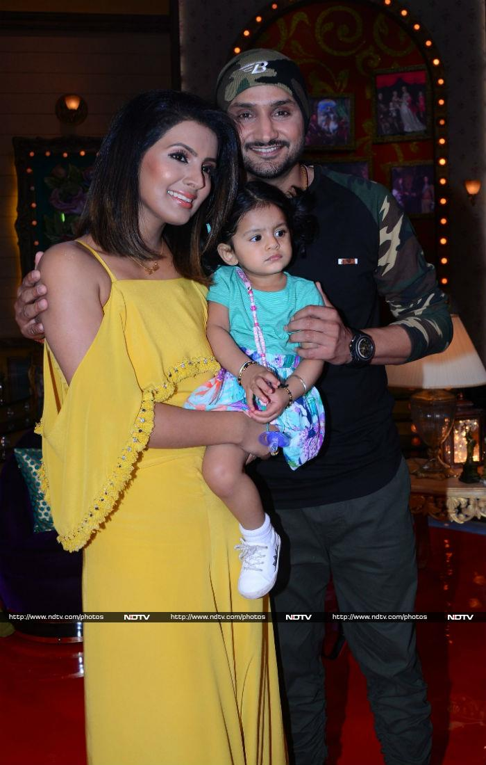 A Day Out With Shilpa Shetty And Her Happy Family