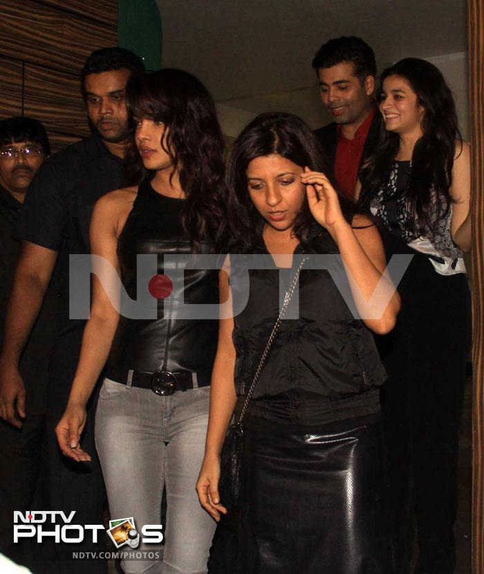 Bollywood glitters at Aamir\'s party