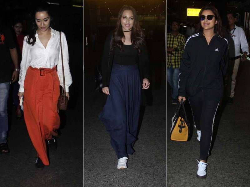 Shraddha, Sonakshi, Parineeti's Travel Diaries