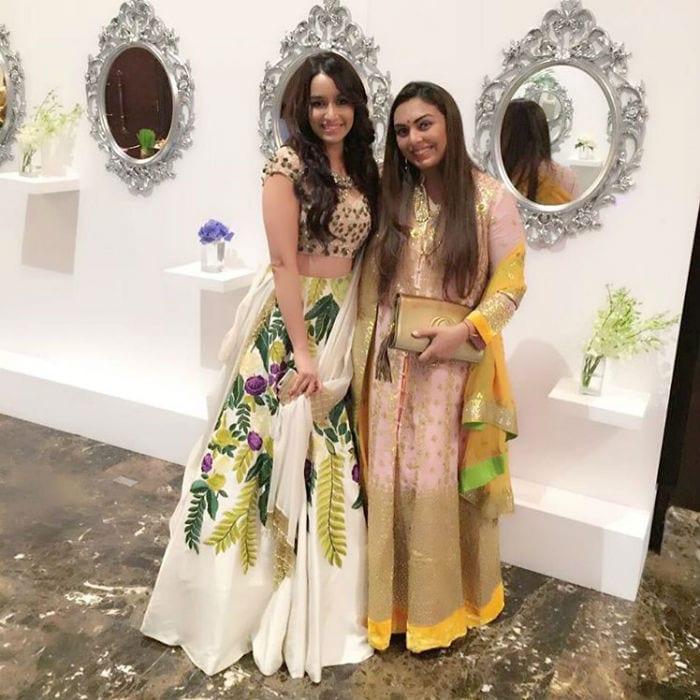 Shraddha Kapoor\'s Wedding Wardrobe Is All You Need This Season