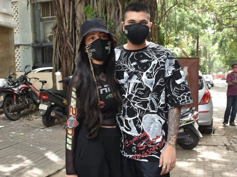 Photo : श्रुति हासन अपने बॉयफ्रेंड शांतनु हजारिका के साथ की गईं स्पॉट