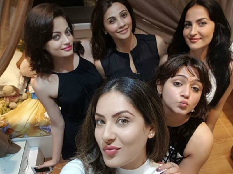 Inside Salman Khan's Rakhi Sister Shweta Rohira's Birthday Party