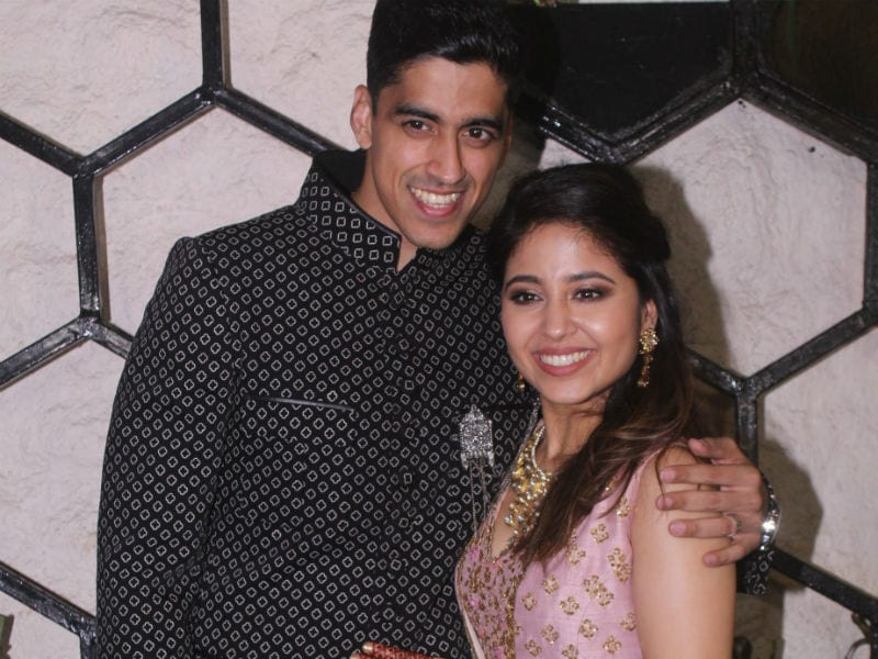 Inside Shweta Tripathi's Fun And Frolic Pre-Wedding Bash