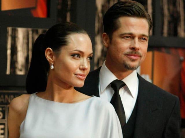 Secret Weddings: It's Brad, Angelina's Turn Now