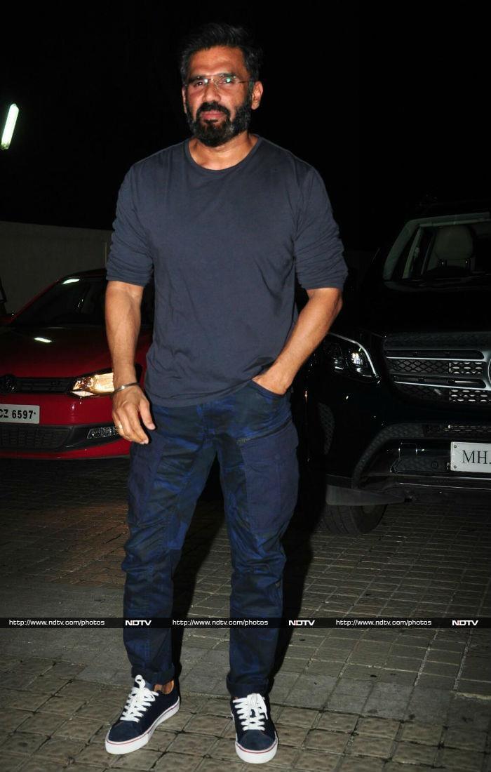 शाहरुख खान को सिद्धार्थ लगे बढ़िया 'जेंटलमैन'