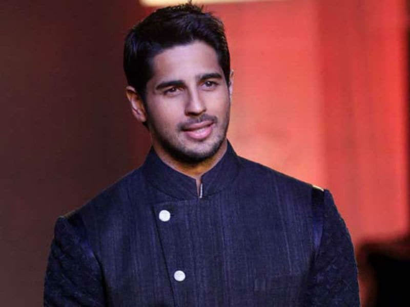 Turning 32: Sidharth Malhotra, From Student To A Superhero