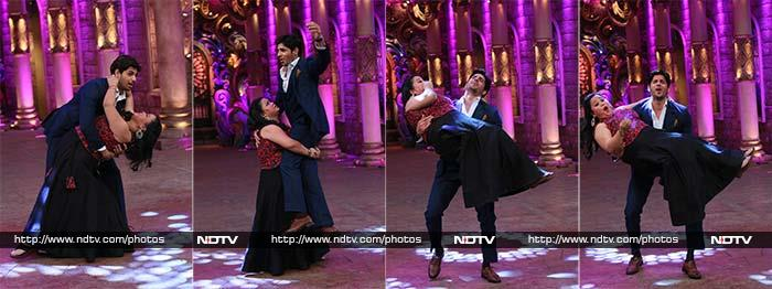 Baar Baar Dekho Comedy Nights With Katrina, Sidharth