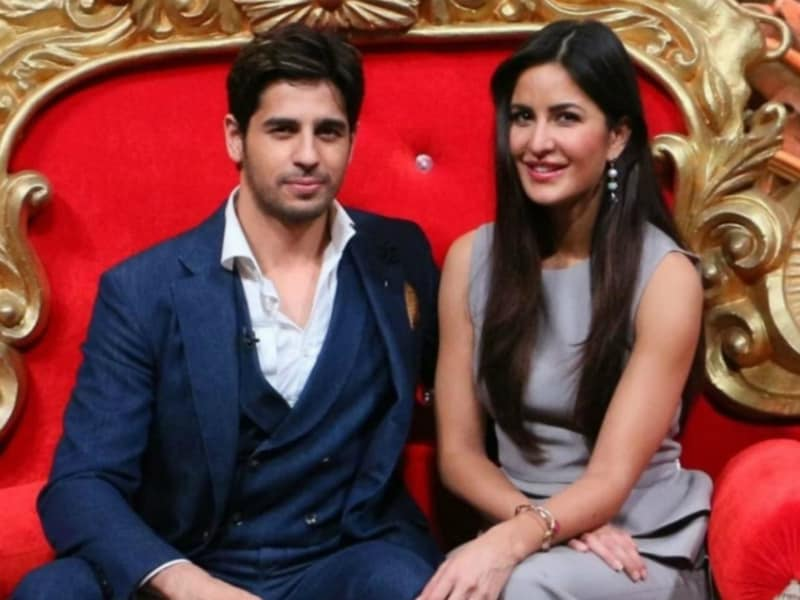 Baar Baar Dekho Comedy Nights With Katrina, Sidharth
