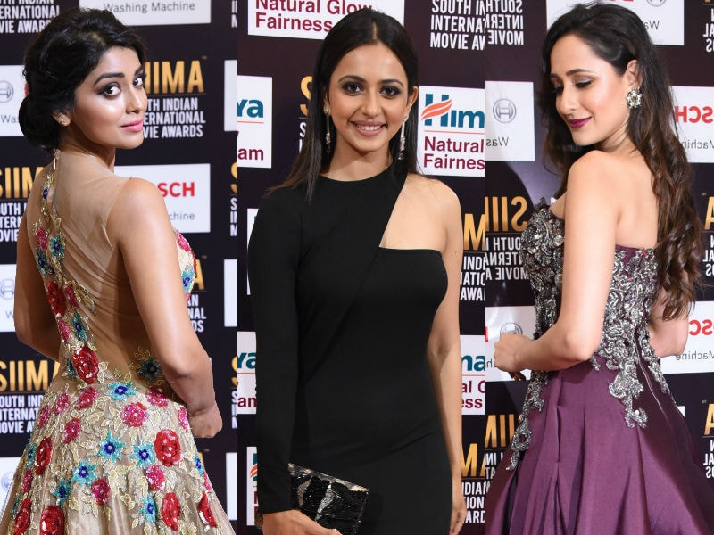 SIIMA Day 1: Shriya Saran, Pragya Jaiswal, Rakul Preet Are Red Carpet Favourites