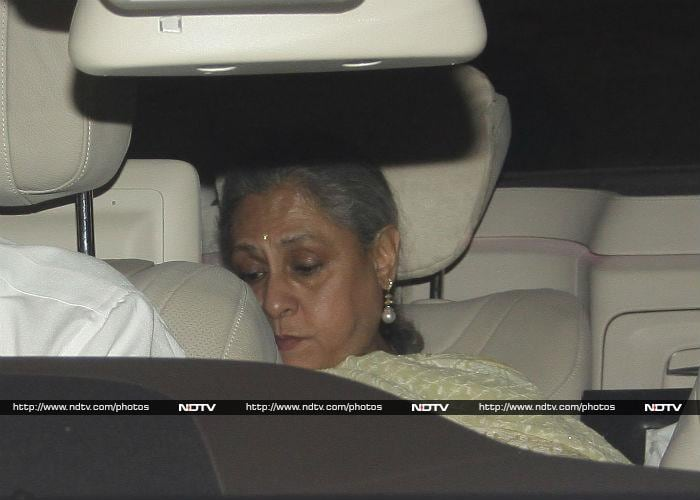 Bachchans, Anil Kapoor Celebrate Sikander Kher\'s Engagement