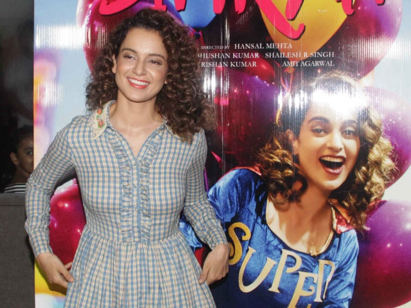 Kangana Ranaut Hosts Special Screening Of Simran