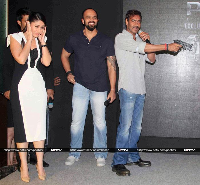 Singhams, Raja on Prowl: Kareena, Humaima, Ajay, Emraan