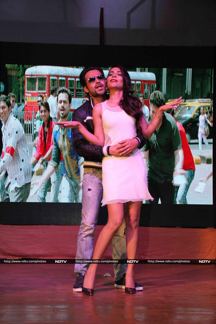 College Romance for Raja Emraan, Humaima