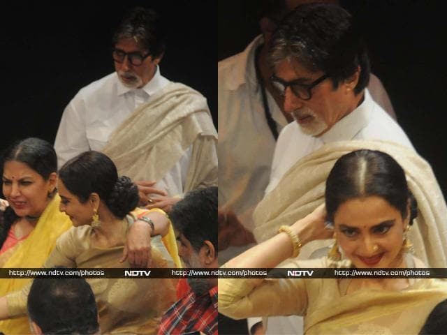 10 Moments You May Have Missed From Shashi Kapoor\'s Award Ceremony