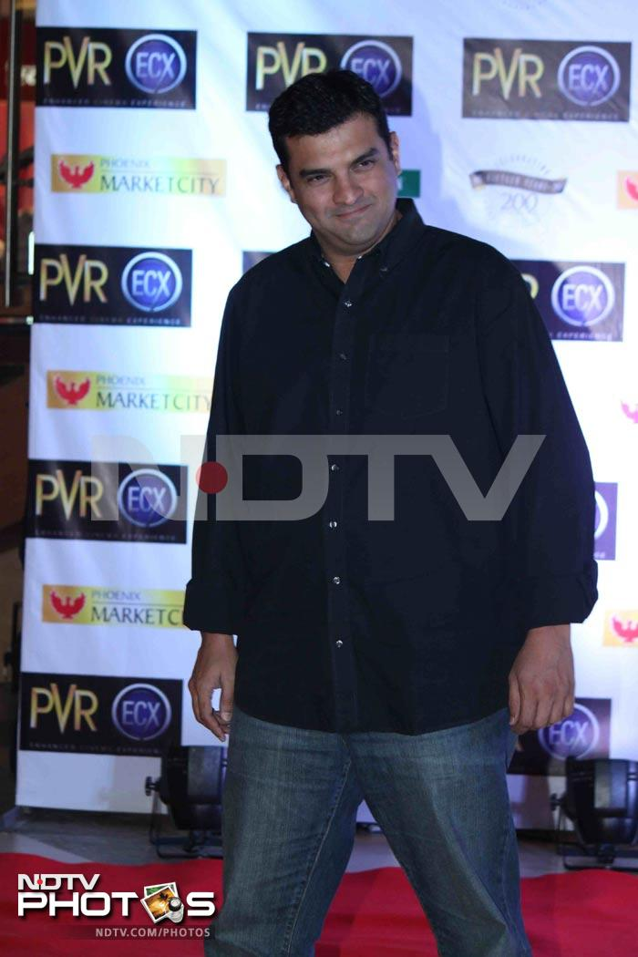 Skyfall premiere: Bollywood watches Bond