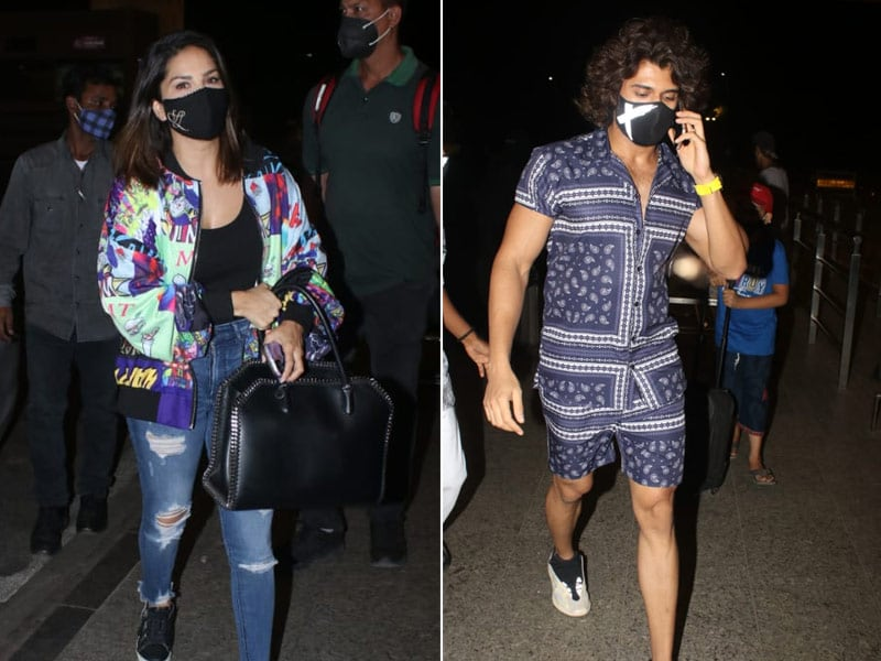 Photo : सनी लियोन और विजय देवरकोंडा समेत इन स्टार्स को एयरपोर्ट पर किया गया स्पॉट