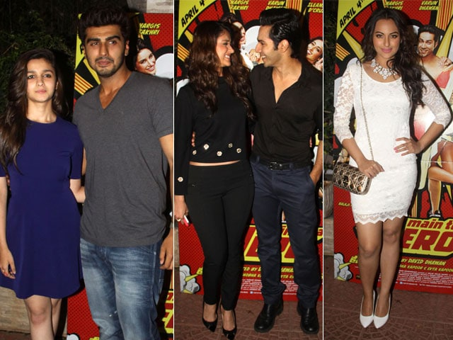 We like to party: Bollywood at Ekta Kapoor's bash