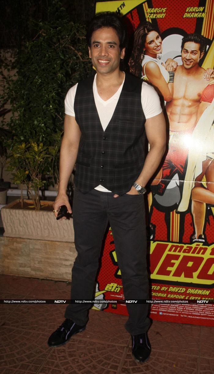 We like to party: Bollywood at Ekta Kapoor\'s bash