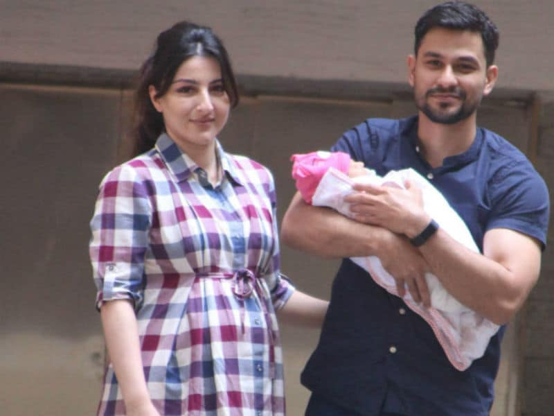 Happy Birthday, Soha Ali Khan. New Mom@39