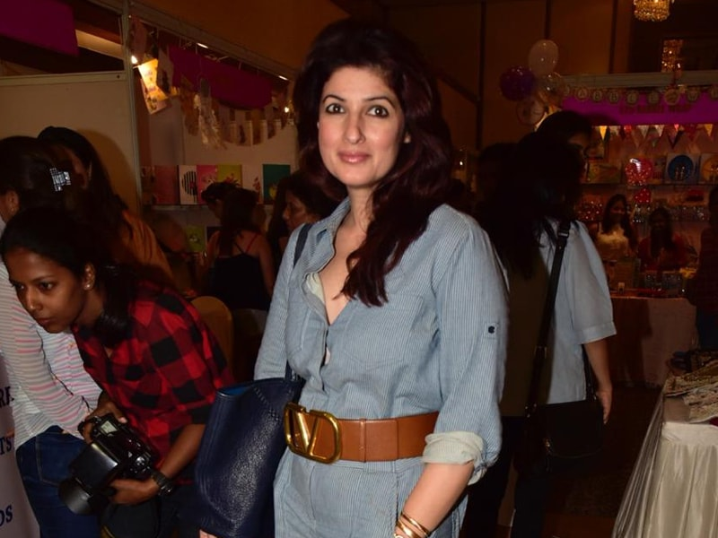 Style And Exhibition With Twinkle Khanna And Soha Ali Khan