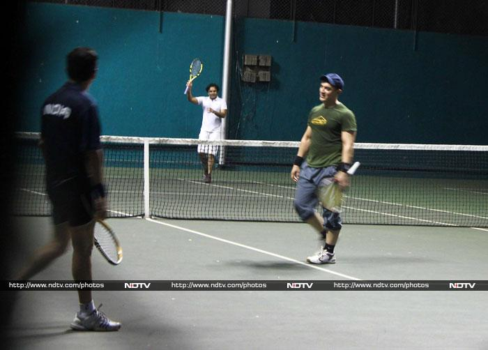 Friday Fever: Preity, Aamir, Akshay